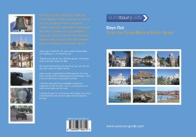 Days Out Costa Blanca South Front & Back Covers