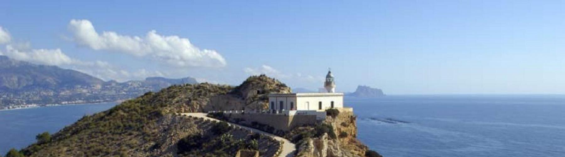 EuroTourGuide Coach Tour 30th September Albir, Optional Lighthouse Walk & Altea