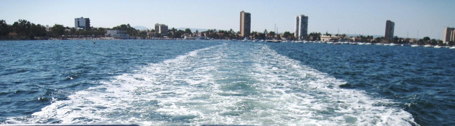 EuroTourGuide Coach Tour 07 Thursday 24th June Mar Menor and Boat Trip