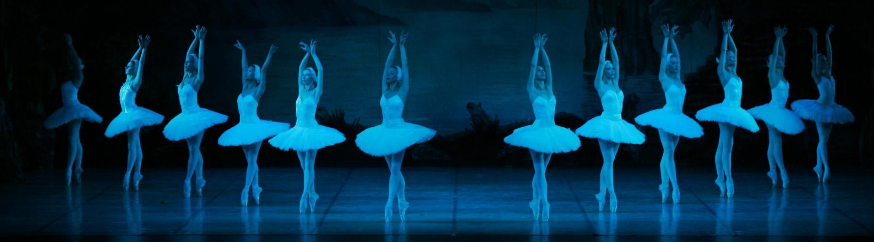 EuroTourGuide Coach Tour 10th November Swan Lake Russian National Ballet Cartagena