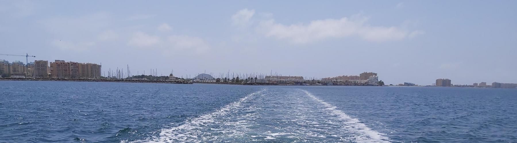 EuroTourGuide Coach Tour Thursday 2nd September Mar Menor and Boat Trip