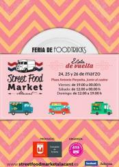 Elda Street Food Market 24th-26th March 2017