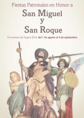 Formentera del Segura San Roque and San Miguel Fiesta 7th August - 4th September 2016
