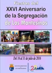 Los Montesinos Independence Fiesta 16th-31st July 2016