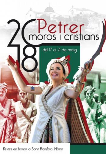 Petrer Moors & Christians Fiesta Programme 17th-21st May 2018