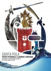 Santa Pola Moors and Christians 31st August - 8th September 2016