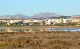 Los Montisinos Village, What to see try the lovely lake walk which over looks the surrounding area
