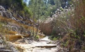 Images of the Rio Seco in Pinar de Campoverde one of many things to do