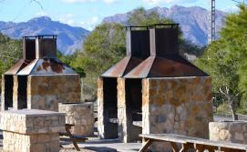 BBQ Area Bigastro Alicante Spain