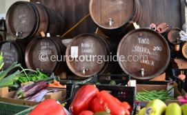 Bodegas in the Costa Blanca Spain, La Mata has a real gem of a small shop