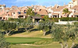 Urbanisation La Finca Golf Resort Algorfa, places to visit in Algorfa Alicante Spain