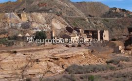 Places to visit in the Sierra Mineras Cartagena Spain, Mine Shafts Dramatic Rock Colours these are just some of the memories you will have when visiting the Sierra Mineras