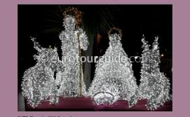 EuroTourGuide Coach Tour Murcia Christmas Lights, Tree, Shopping & Xmas Markets 20th December 2018