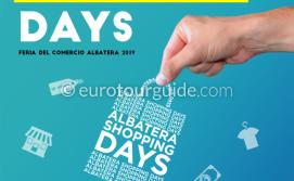 Albatera Discount Shopping Fair 29th-31st Marzo 2019