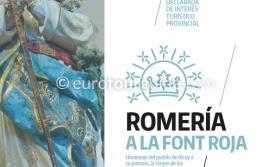 Alcoy Romeria a la Font Roja Virgen de los Lirio 15th September 2019
