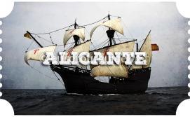 Alicante Nao Victoria 28th-31st March 2019