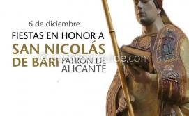 Alicante San Nicolas Day Parade 6th December 2018
