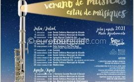 EuroTourGuide Alicante Summer Band Concerts July & August 2021
