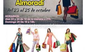 EuroTourGuide Almoradi Discount Shopping Fair 23rd-24th October 2020