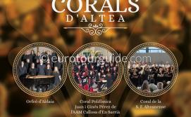 Altea 22nd Choir Festival 2nd June 2018