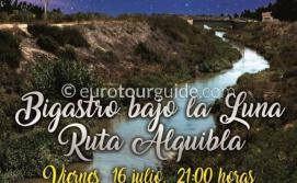 EuroTourGuide Coach Tours Bigastro Nocturnal Guided Walk 16th July 2021