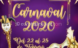Benidorm Carnival 22nd & 25th February 2020
