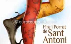 Benissa San Antoni Fair 10th-26th January 2020