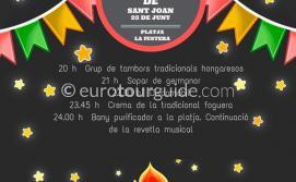 Benissa San Juan Fiesta Playa de la Fustera 23rd June 2019