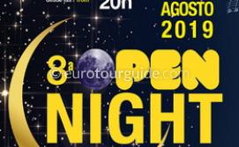 Benissa Late Night Shopping 24th August 2019