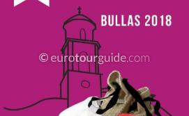 Bullas San Marcos Fiesta 28th & 29th April 2018