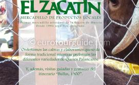 Bullas El Zacatin Monthly Market 1st Sunday of each month 2017