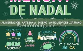 Busot Mercat de Nadal 12th & 13th December 2020