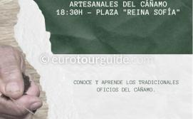EuroTourGuide Callosa de Segura Traditional Craft Exhibition 26th May 2021