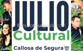 EuroTourGuide Callosa de Segura Concerts July 2021