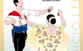 Callosa d'en Sarrià Fiesta Dances of Sant Jaume 25th-28th July 2019