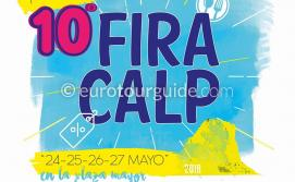 Calpe 10th Shopping Outlet and Gastronomy Fair 24th-27th May 2018
