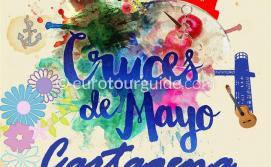 Cartagena May Crosses Fiesta Cruces de Mayo 4th-6th May 2018
