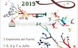 Cartagena Folk Festival 5th-7th July 2019