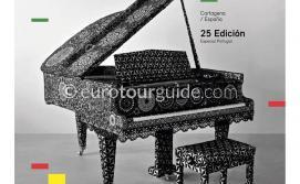 Cartagena 25th La Mar de Musicas Festival Programme 19th-27th July 2019
