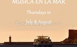 EuroTourGuide Cartagena Soul on the Sea Cruises with Music Summer 2021