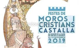 Castalla Moors & Christians Fiesta 1st - 4th September 2019