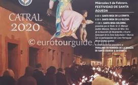 Catral Romeria de Santa Agueda 4th & 5th February 2020