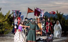 Cieza Moors and Christians Fiestas del Escudo 28th-30th April 2018