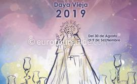 Daya Vieja Fiesta Virgen de Monserrate 30th August - 9th September 2019