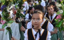 Denia Corpus Christi Dances 3rd June 2018