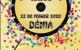 Denia Carnival 22nd February 2020