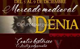 Denia Medieval Market 5th-9th December 2018