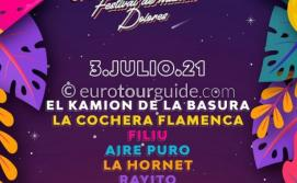 EuroTourGuide Concerts July 2021
