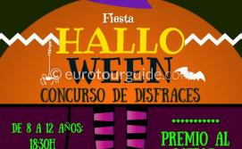 Dolores Halloween 26th October 2019