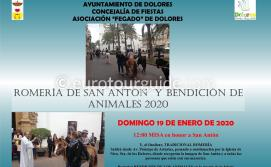 Dolores San Anton 19th January 2020